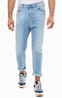 Зауженные джинсы D-Vider Diesel