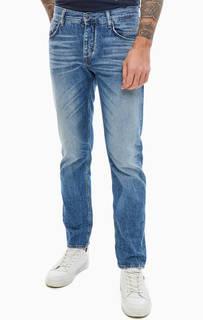 Зауженные джинсы на болтах Thor Antony Morato