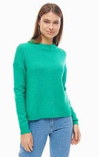 Зеленый джемпер свободного кроя Vero Moda