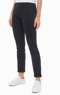 Черные джинсы Slim Wrangler