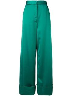 Just Cavalli широкие брюки