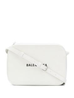 Balenciaga каркасная сумка Everyday с логотипом