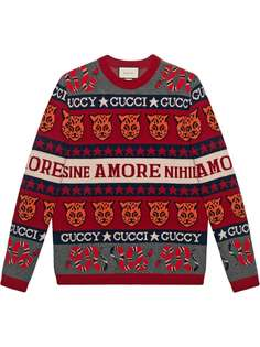 Мужские свитеры Gucci
