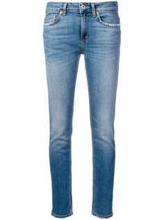 Dondup укороченные джинсы скинни