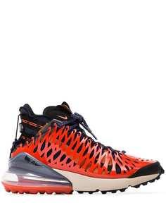 Nike хайтопы ISPA air max 270