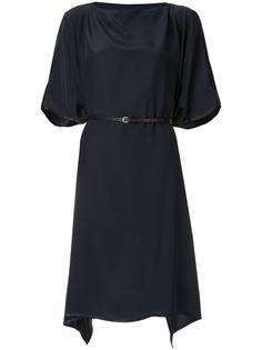 Jean Paul Knott платье миди с поясом