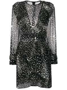 Jovonna платье мини с изображением звезд