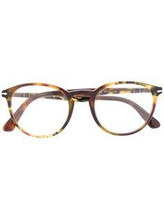 Persol очки в круглой оправе