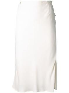 Christian Dior Vintage юбка миди 2000-х годов