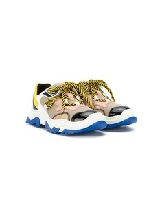 Nº21 Kids кроссовки на шнуровке