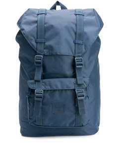 Herschel Supply Co. однотонный рюкзак с пряжками