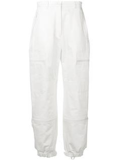 Maison Margiela брюки чинос с карманами