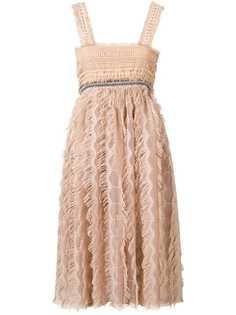 Just Cavalli платье с декоративной отделкой