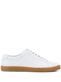 Saint Laurent кроссовки Andy
