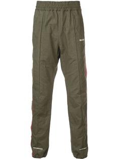 Readymade спортивные брюки с лампасами