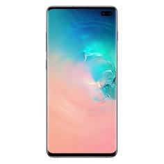 Смартфон SAMSUNG Galaxy S10+ 128Gb, SM-G975F, белый
