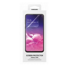 Защитная пленка для экрана SAMSUNG ET-FG970CTEGRU для Samsung Galaxy S10e, прозрачная, 1 шт
