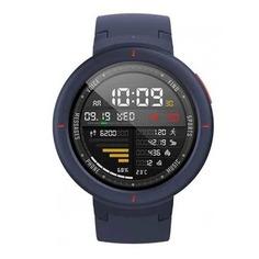 "Смарт-часы XIAOMI Amazfit Verge, 43мм, 1.3"", темно-синий / темно-синий"