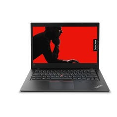 """Ноутбук LENOVO ThinkPad L480, 14"""", Intel Core i3 8130U 2.2ГГц, 4Гб, 500Гб, Intel UHD Graphics 620, Windows 10 Professional, 20LS0022RT, черный"""