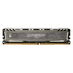 Модуль памяти CRUCIAL Ballistix Sport LT BLS16G4D30AESB DDR4 - 16Гб 3000, DIMM, Ret