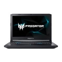 "Ноутбук ACER Predator Helios 500 PH517-61-R9MZ, 17.3"", IPS, AMD Ryzen 7 2700 3.2ГГц, 24Гб, 1000Гб, 512Гб SSD, AMD Radeon Rx Vega 56 - 8192 Мб, Windows 10 Home, NH.Q3GER.009, черный"