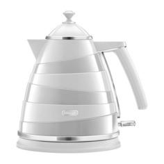 Чайник электрический DELONGHI KBA2001.W, 2000Вт, белый Delonghi