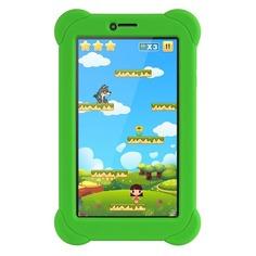 Планшет DIGMA Plane 7565N 3G + чехол, 1GB, 16GB, 3G, Android 7.0 зеленый