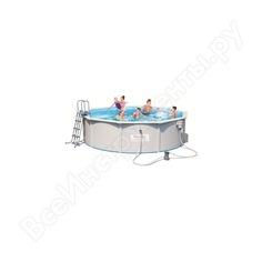 Бассейн bestway hydrium pool set 460х120см стальной 56382 bw