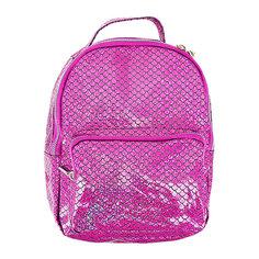 Рюкзак LADY PINK Розовая чешуя