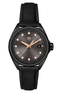 FORMULA 1 Кварцевые женские часы 32 мм с черным циферблатом TAG Heuer