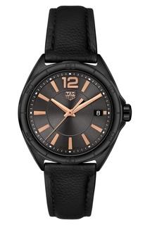 FORMULA 1 Кварцевые женские часы 35 мм с черным циферблатом TAG Heuer