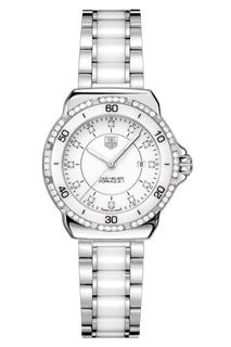 FORMULA 1 Кварцевые женские часы с бриллиантами Tag Heuer