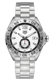 FORMULA 1 Calibre 6 Автоматические мужские часы с белым циферблатом Tag Heuer