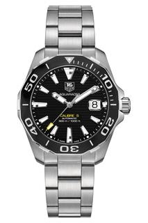 AQUARACER Автоматические мужские часы с черным циферблатом TAG Heuer