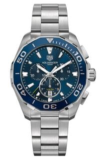 AQUARACER Кварцевые мужские часы с хронографом Tag Heuer
