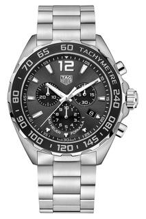 FORMULA 1 Кварцевые мужские часы с хронографом TAG Heuer