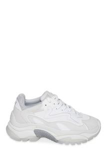 Серо-белые кроссовки Addict Bis Ash