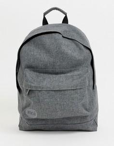 Серый рюкзак Mi-Pac Crosshatch - Серый