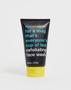 Отшелушивающее средство для лица Manatomicals for a mug thats everyones cup of tea - Бесцветный