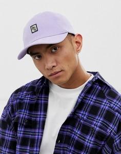 Сиреневая кепка с нашивкой Globe Sidekicker - Фиолетовый