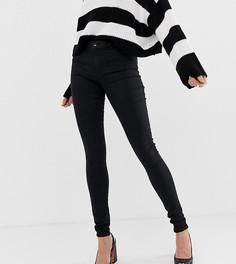 Черные джинсы скинни Vero Moda Tall - Черный