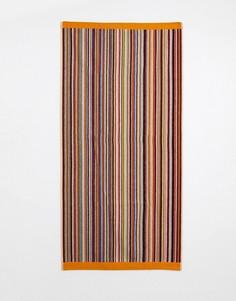 Классическое полотенце в полоску Paul Smith - Мульти