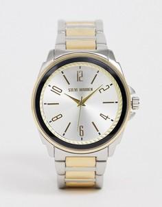 Мужские аналоговые часы Steve Madden - Мульти