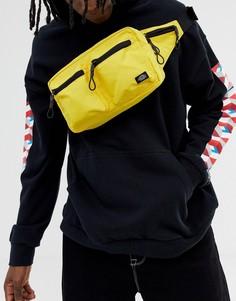 Желтая сумка через плечо Dickies Fort Spring - Желтый