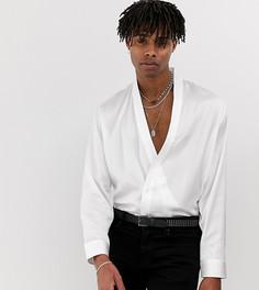 Белая рубашка-кимоно Heart & Dagger - Белый