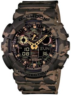 Наручные часы Casio G-shock G-Classic GA-100CM-5A