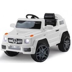 Детский электромобиль Feilong Mercedes G Style 12V - HL-1058-WHITE