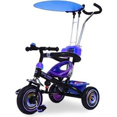 Велосипед трехколесный Ника Ветерок синий (УТ0008875) Nika