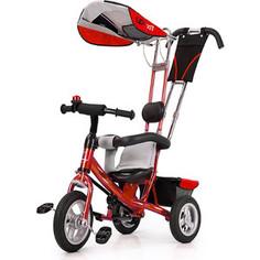 Велосипед трехколесный Ника Радость красный (УТ0008873) Nika