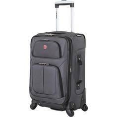 Чемодан Wenger Чемодан Wenger Sion, серый 37x22x60 см , 35 л, шт